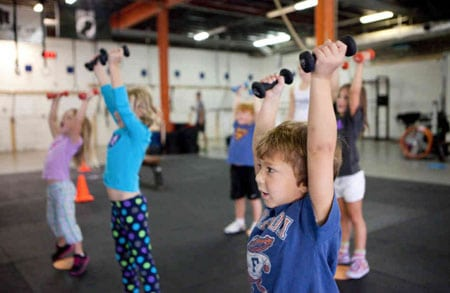 Физическая подготовка детей младшего дошкольного возраста в условиях детского сада