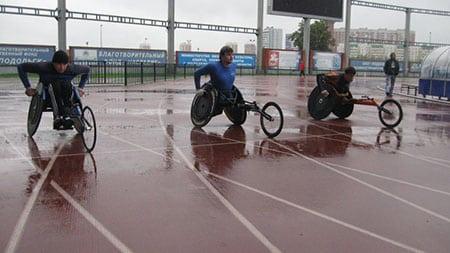 Здоровье сбережение у спортсменов с ограниченными физическими возможностями