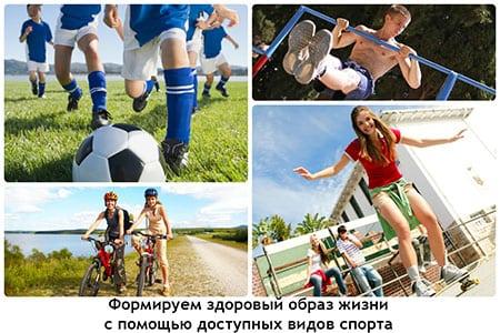 Программирование активности подростков